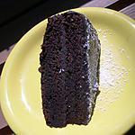 recette Gâteau au chocolat sans oeufs ni beurre