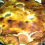 recette tarte fromage blanc et ses abricots