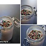 recette Mousse de poire