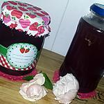 recette Gelé de pétales  de rose
