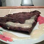 recette CREPES CHOCOLAT NOISETTE ET COULIS POIRE-GINGEMBRE