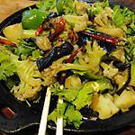 recette Méli-mélo anti-gaspi à la chinoise