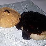 recette Roulade farci de porc sauce au chocolat et purée pomme de terre courge