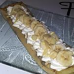recette Crêpes gourmande Nutellla banane