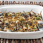 recette Sardines farcies à la sicilienne