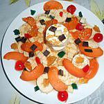 recette PETIT SUISSE EN CARNAVAL
