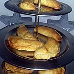 recette Empanadas au chorizo, poivrons, mozzarella