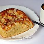 recette Amandines vanillées aux pommes