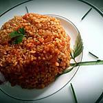 recette Boulghour à la  turque
