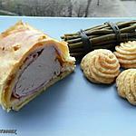 recette Filet mignon en croûte au Munster