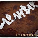 recette Fondant aux carambars