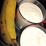 recette Mousse de Banane