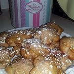 recette Muffins fleurs a la fraise et a la menthe