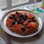 recette Polenta du pizzaïolo