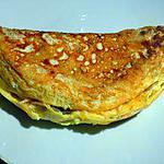 recette Omelette indienne (compatible dukan)