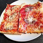 recette Pizza sans pâte mais avec du choux fleurs