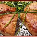 recette Minis Cakes au Chorizo et Ciboulette