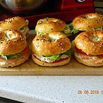 recette Bagels maison