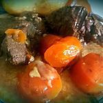 recette Boeuf aux carottes