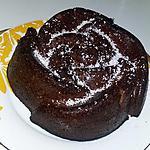 recette Gâteau au chocolat et au lait et noix de coco