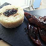 recette Émincés de canard sauce douce au balsamique