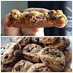 recette Cookies fourrés au Nutella
