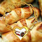 recette Croissants aux Kinder chocolat