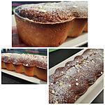 recette Cake au vieux rhum