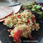 recette Céréales goumandes façon risotto