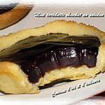 recette Tartelettes de chocolat au salidou