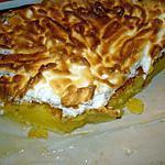 Tarte au citron meringue (très fàcile)