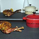 recette Lapin au four à la moutarde basilic et vin blanc