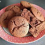 recette Petits nuages au chocolat
