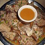 recette Roti de porc au rhum et a l orange