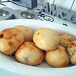 recette Banh bao (pain fourré) poulet citronnelle