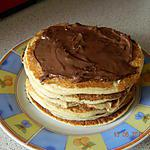 recette Pancakes à la pomme