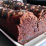 recette Cake chocolat au cédrat confit