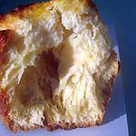 recette Briochette à la confiture d'abricot et fleur d'oranger