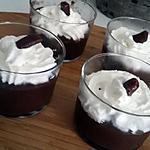 recette Flan au chocolat et au carambars