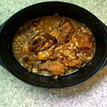 recette poulet aux abricots