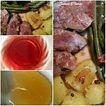 recette Magret de canard au miel d'acacia et vinaigre de framboises