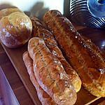 recette Baguettes (maison)