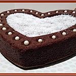 recette Fondant chocolat noix de coco