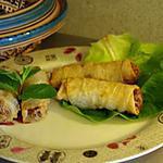 recette Nem-d'an, Pâtés Impériaux, Rouleaux Frits Vietnamien, Cha-gio