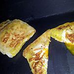 recette Brick tunisienne à l'oeuf