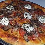 recette Pizza Ciabatta a l'Italienne