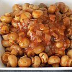recette Champignons à la grecque (compatible dukan)
