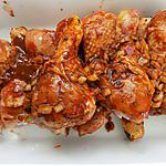 recette Pilons de poulet à la provençale (compatible dukan)