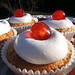 recette Cupcakes orange-pavot