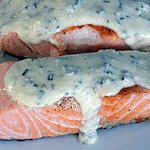 recette Pavé de saumon sauce citron/moutarde (compatibel dukan)